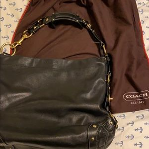 Coach 10616 large Carly hobo